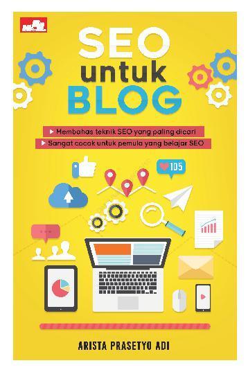 Buku Digital SEO untuk Blog oleh Arista Prasetyo Adi
