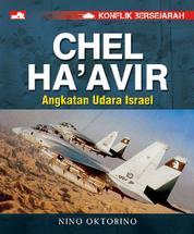 Cover Chel Ha`avir - Angkatan Udara Israel oleh Nino Oktorino
