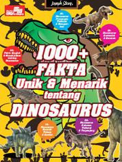 1000+ Fakta Unik & Menarik Tentang Dinosaurus by Cover