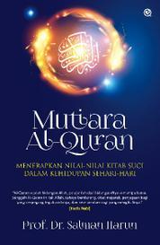 Cover MUTIARA AL-QURAN oleh Prof. Dr. Salman Harun