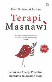 Cover TERAPI MASNAWI oleh Prof. Dr. Nevzat Tarhan