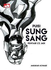Cover Puisi Sungsang Penyair 1/2 Jadi oleh Amsakar Achmad