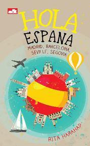 HOLA ESPANA by Rita Harahap Cover