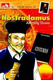 Cover Seri Tokoh Dunia 42: Nostradamus (Astrolog Dunia) oleh