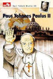 Cover Seri Tokoh Dunia 45: Paus Yohanes Paulus II oleh