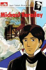 Cover Seri Tokoh Dunia 46: Michael Faraday (Penemu Listrik) oleh