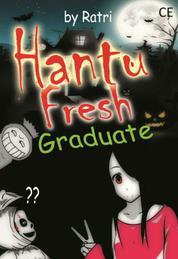 Cover Hantu Fresh Graduate oleh Ratri
