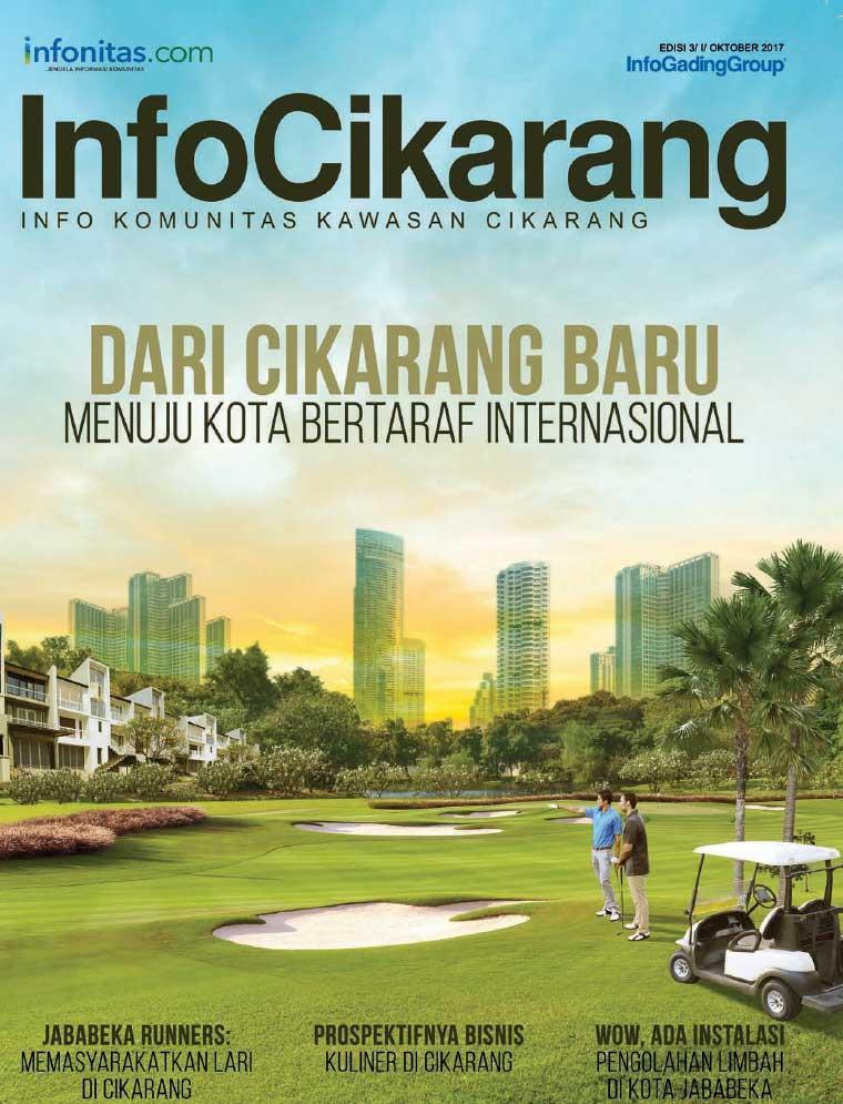 Majalah Digital InfoCikarang Oktober 2017