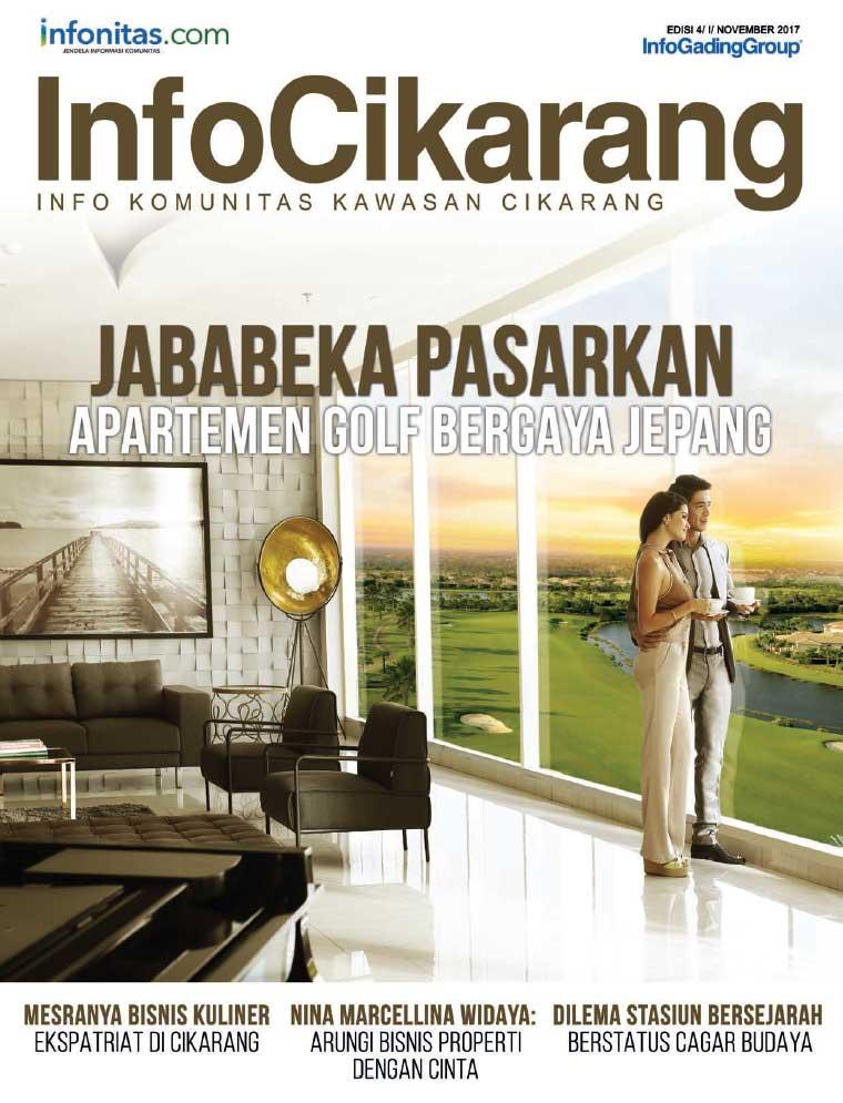 Majalah Digital InfoCikarang November 2017