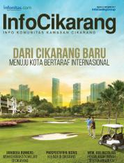 InfoCikarang Magazine Cover October 2017