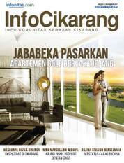 InfoCikarang Magazine Cover November 2017
