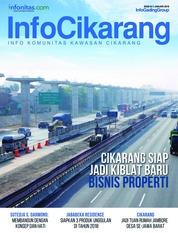 Cover Majalah InfoCikarang Januari 2018