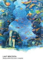 Cover Laut Bercerita oleh Leila S. Chudori