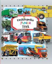 Cover Ensiklopedia Junior: Truk (Edisi Khusus) oleh Groupe Fleurus