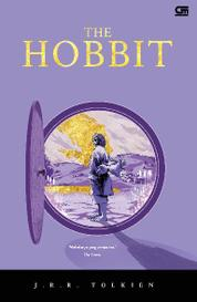Cover The Hobbit oleh J.R.R. Tolkien