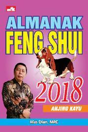 Almanak Feng Shui 2018 by Mas Dian, MRE Cover