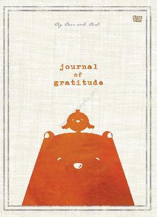 Buku Digital Journal of Gratitude oleh Sarah Amijo