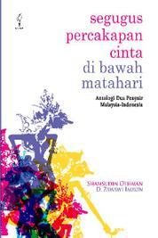 Cover Segugus Percakapan Cinta di Bawah Matahari oleh D. Zawawi Imron