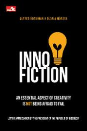 Cover Inno-Fiction oleh Alfred Boediman