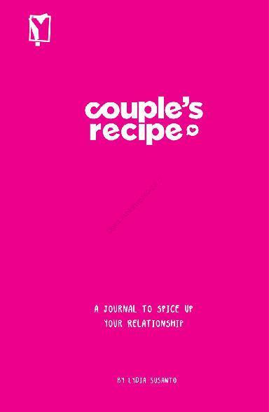 Couple`S Recipe by Lydia Susanto Digital Book