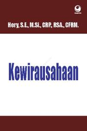 Kewirausahaan by Hery, S.E., M.Si., CRP., RSA., CFRM. Cover