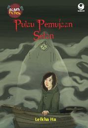 Cover Pulau Pemujaan Setan oleh Leikha Ha