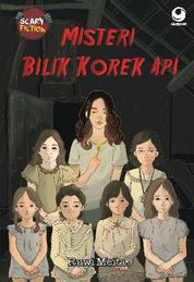 Misteri Bilik Korek Api by Ruwi Meita Cover