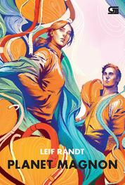Planet Magnon by Leif Randt Cover