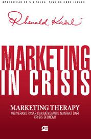 Marketing In Crisis by Cover