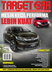 Cover Majalah TARGET CAR Januari–Juni 2017