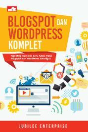 Cover Blogspot dan Wordpress Komplet oleh Jubilee Enterprise