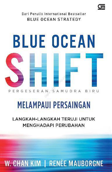 Buku Digital Blue Ocean Shift Beyond Competing (HC) oleh W. Chan Kim & Renee Mauborgne