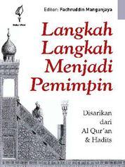Cover Langkah-langkah Menjadi Pemimpin oleh Fachruddin Mangunjaya