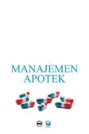 Cover Manajemen Apotek oleh Satibi, M. Rifqi Rokhman dan Hardika Aditama