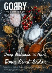 GORRY GOURMET – Resep Vol 1 by Memento Teknowira Media Cover