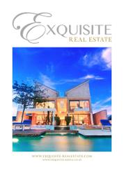Cover Majalah EXQUISITE REAL ESTATE