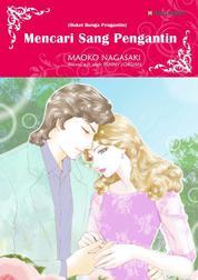 Mencari Sang Pengantin by Penny Jordan Cover
