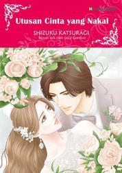 Utusan Cinta yang Nakal by Lucy Gordon Cover