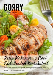 GORRY GOURMET - Resep Vol 2 by Memento Teknowira Media Cover