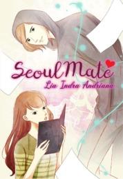 Cover SeoulMate oleh Lia Indra Andriana