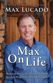 Cover Max on Life oleh Max Lucado