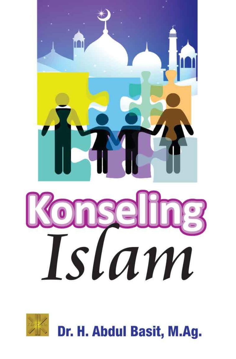 Buku Digital Konseling Islam oleh Abdul Basit