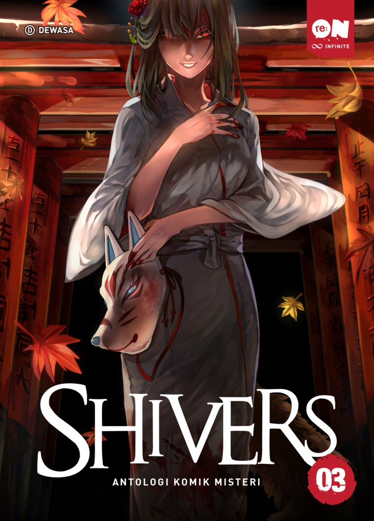 Buku Digital Shivers vol 3 oleh Andik Prayogo