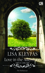 Historical Romance: Cinta di Siang Hari (Love in the Afternoon) by Lisa Kleypas Cover