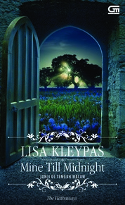 Historical Romance: Janji di Tengah Malam (Mine Till Midnight) by Lisa Kleypas Cover