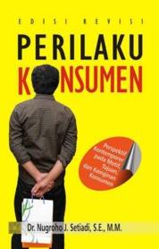 Perilaku Konsumen by Nugroho J. Setiadi Cover