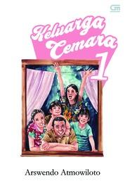 Keluarga Cemara#1 by Arswendo Atmowiloto Cover