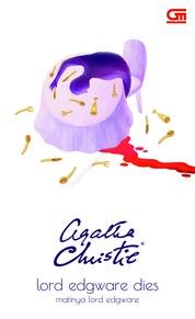 Cover Matinya Lord Edgware (Lord Edgware Dies) oleh Agatha Christie