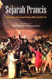Cover Sejarah Prancis oleh Jean Carpentier