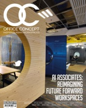 Cover Majalah Office Concept ED 01 Januari 2018